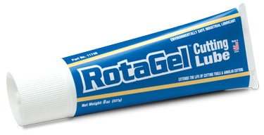 RotaGel Cutting Lube is environmentally safe
