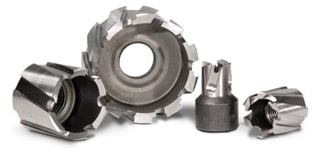 "RotaCut Sheet Metal Cutters for steel and materials up to 1/2"" thick"