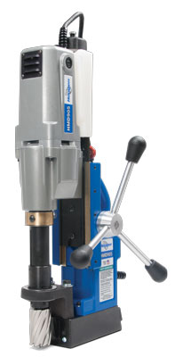 """HMD905 magnetic drill for holes up to 2"""" in diameter"""