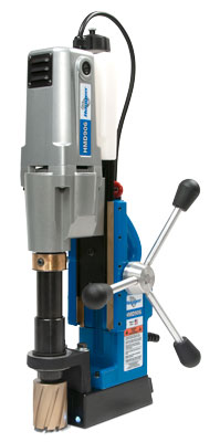 """HMD906 magnetic drill for holes up to 2"""" in diameter"""